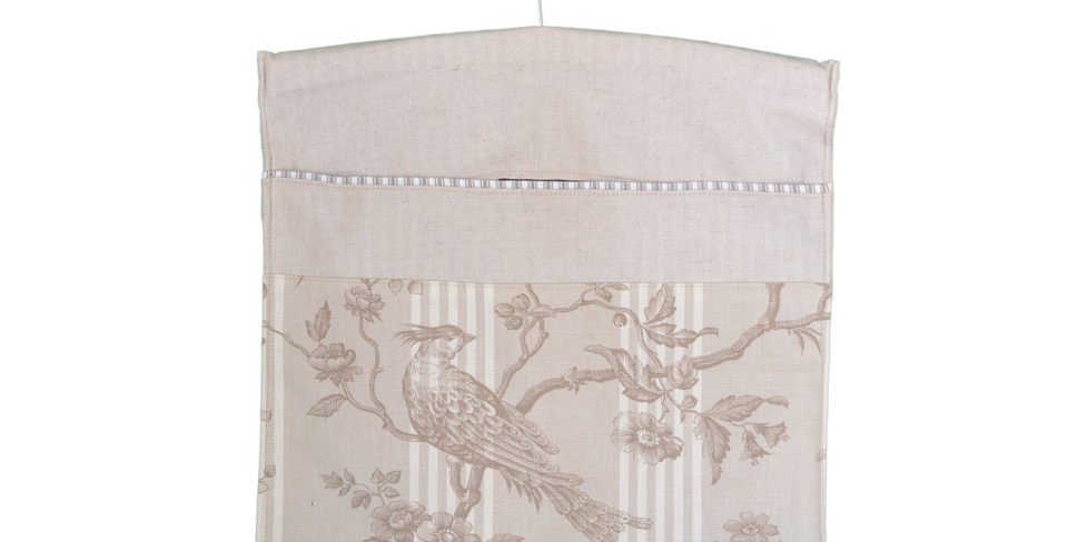 French Toile - Toile Beige