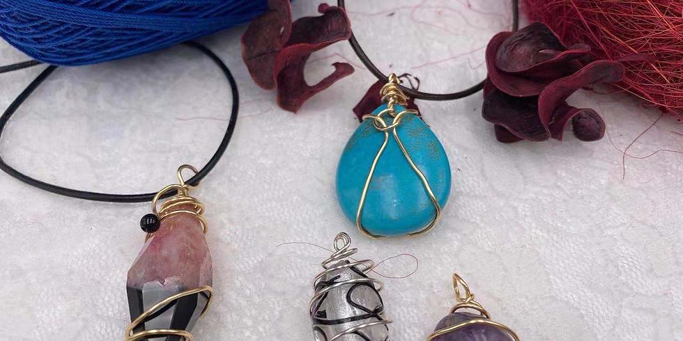 Wire Jewelry III - Beginners
