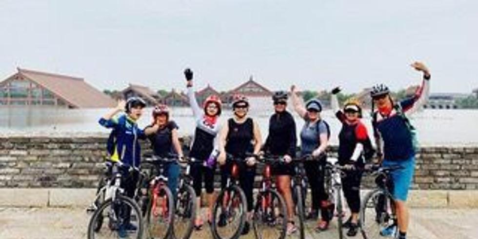 Songjiang Bike Trip