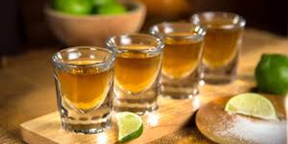 Maya Tequila Tasting