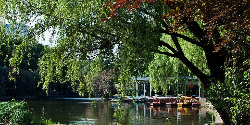 Luxun Park and Hongkou Story