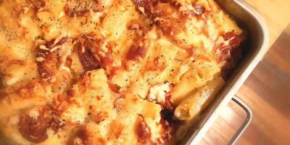 Cazzoli Italian Cooking Class: Oven Bake