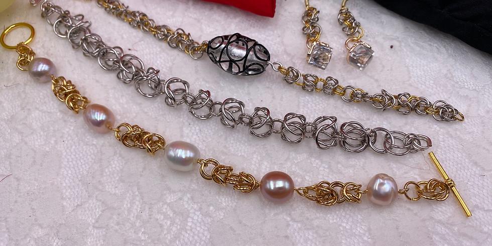 Wire Jewelry IV - Beginners