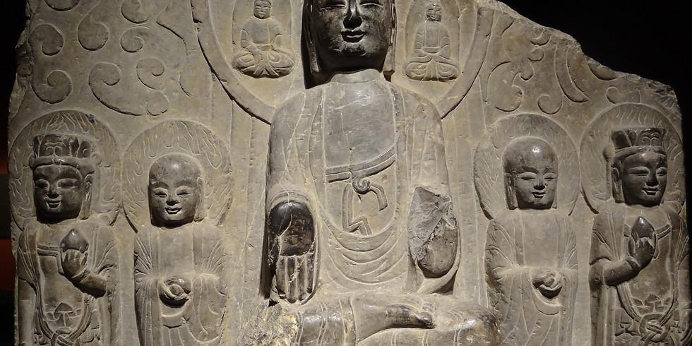 Survey of Art in China with Julie Chun – Understanding Buddhist Sculptures