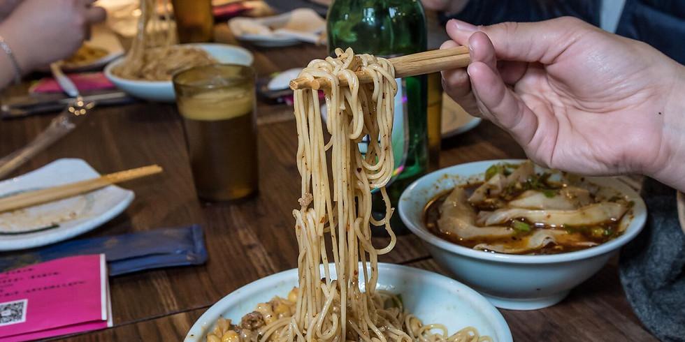 Shanghai Night Eats Tour