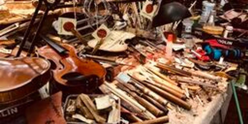 The Violin Maker