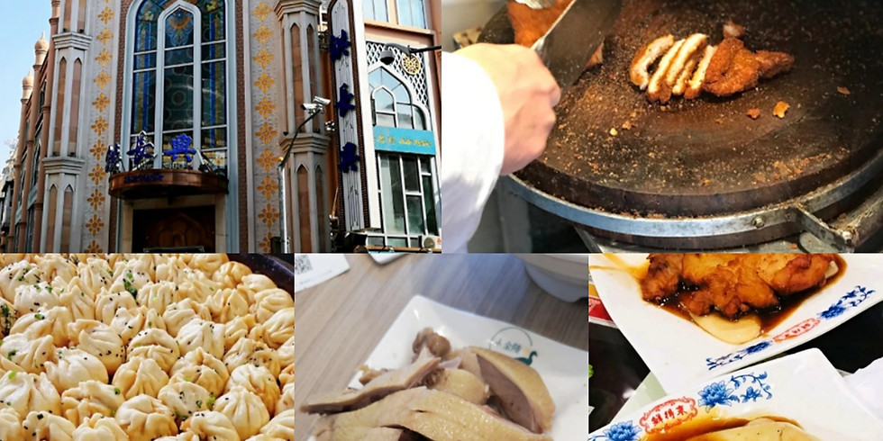 Shanghai Story and Food on Yunnan Road