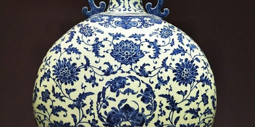 Secret Cultural Decoding - Blue and White Porcelain Appreciation