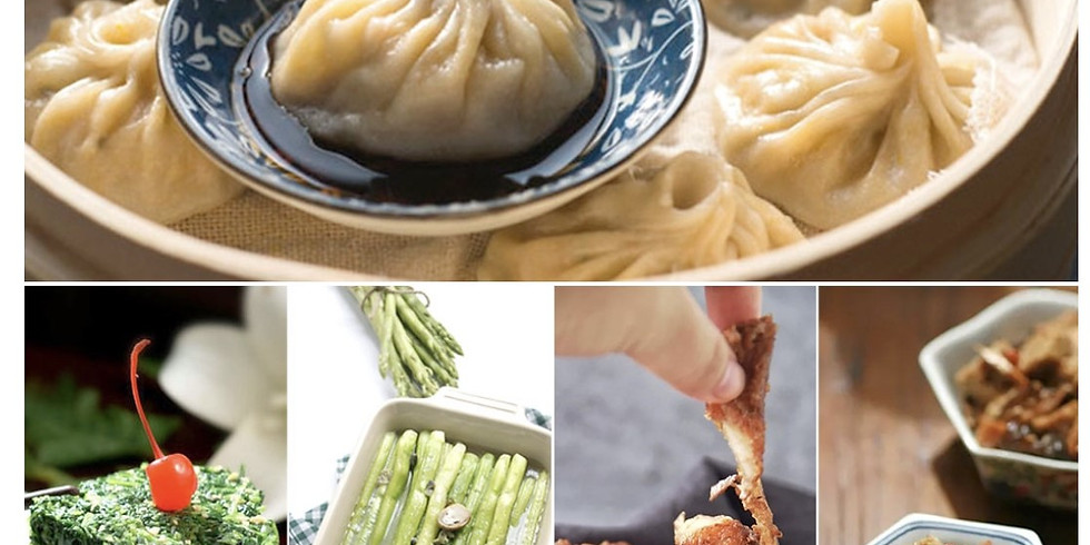 Xiaolongbao and Shanghai Traditional Appetizers