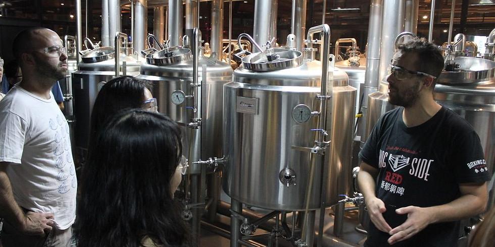 Shanghai Beer & Bites Tour