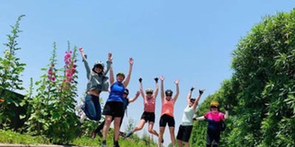 Chongming Island Bike Ride