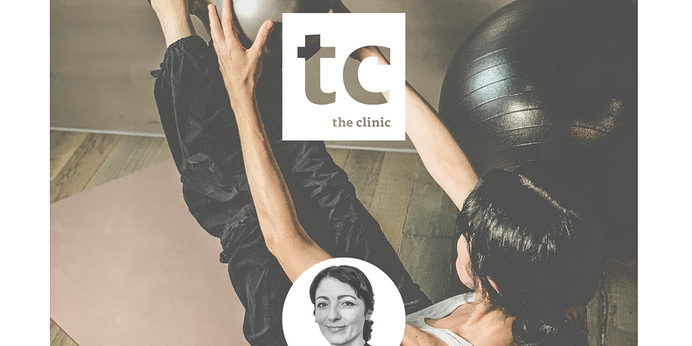 Foundation and Stability at the clinic