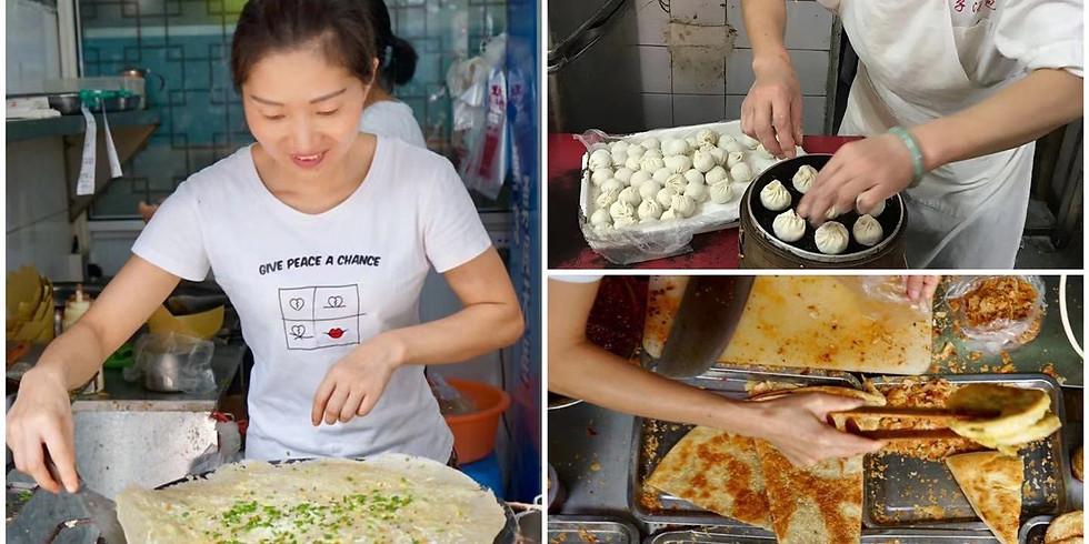 Breakfast like a Shanghainese