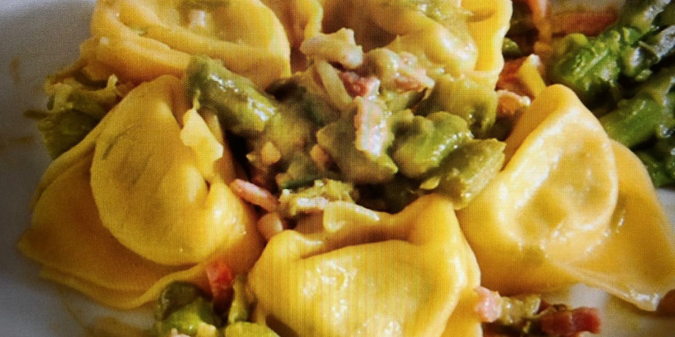 Homemade Tortelloni