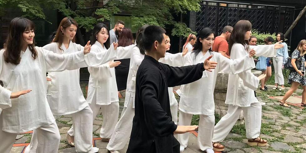 Qigong Baduanjin(八段锦)