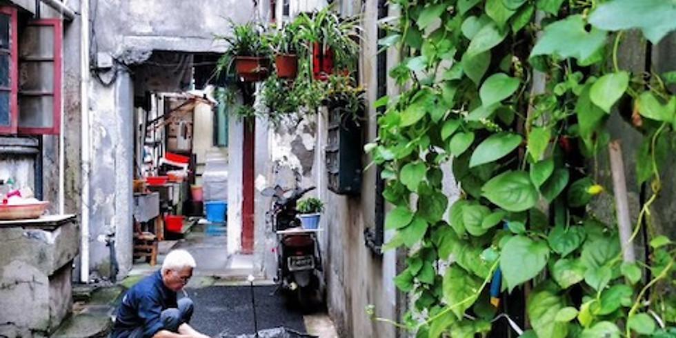 Walk -- Secrets behind Nanjing Road