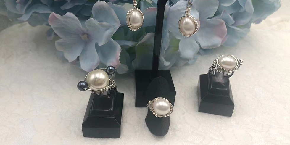 Wire Jewelry I - Beginners