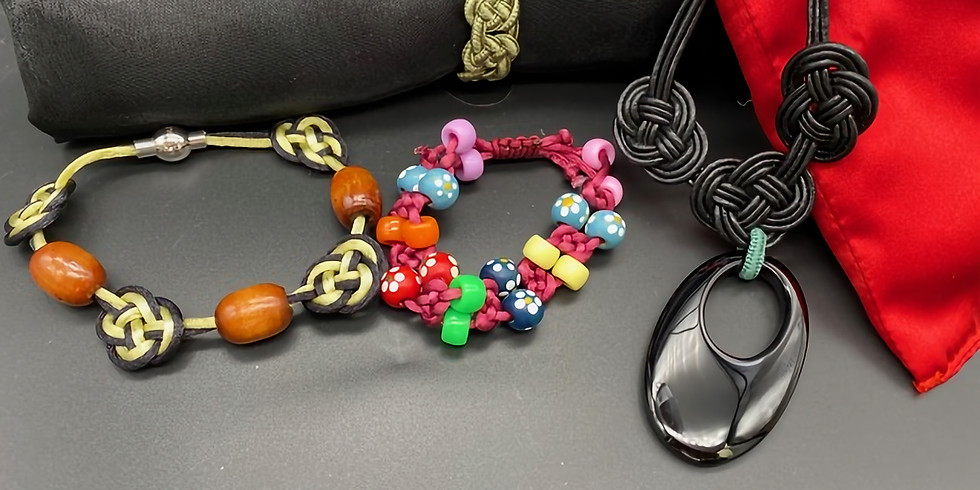 Chinese Knotting for Adults and Children