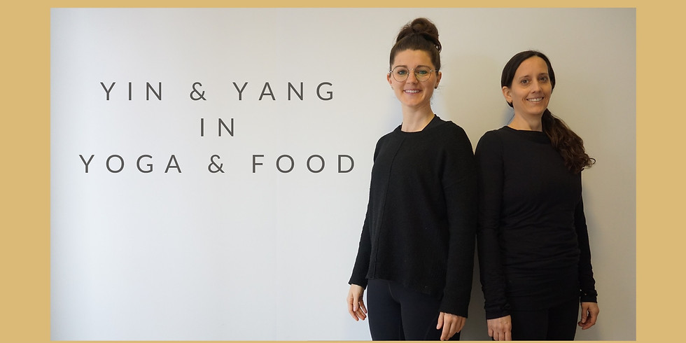 Yin and Yang in Yoga and Food