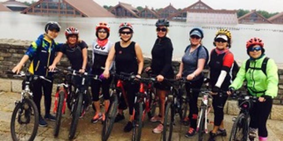 Qingpu Bike Ride