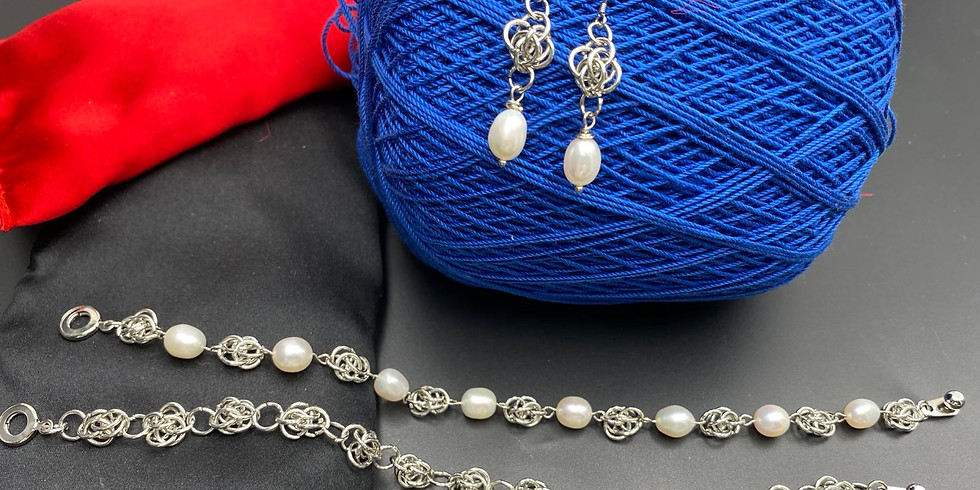 The Art of Wire Jewelry – Chainmaille Part I
