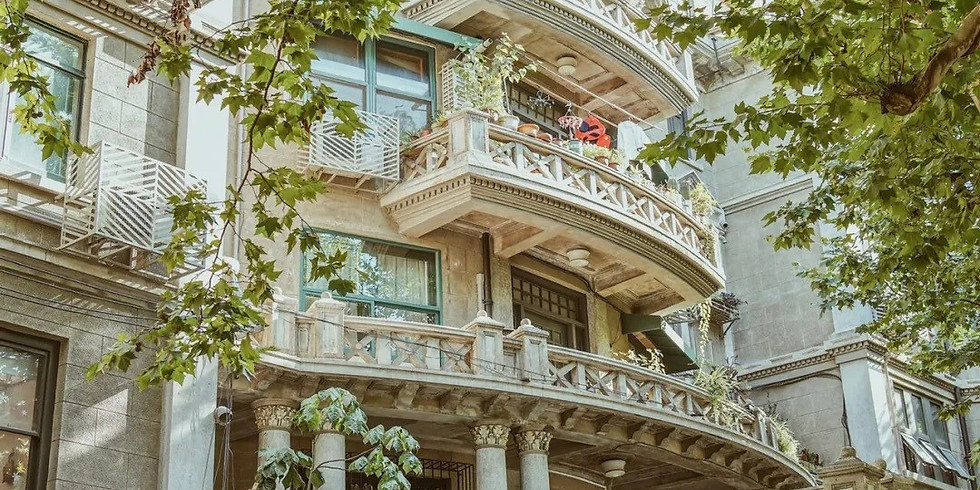 The Apartments That Tell Stories