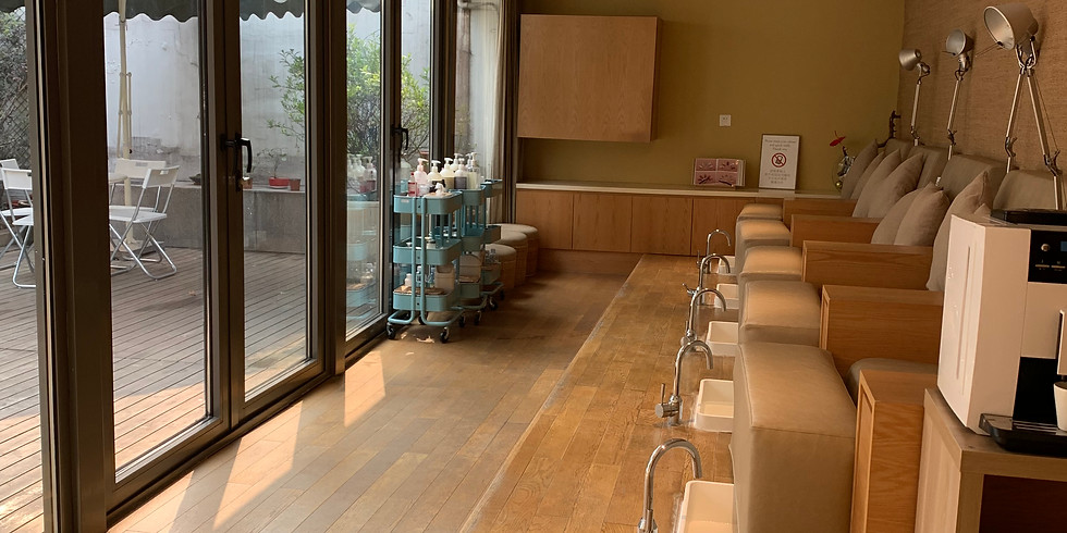 Manicure and Massage at Subconscious Spa