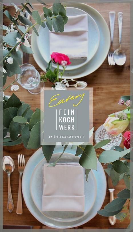 Feinkochwerk - Eatery -table
