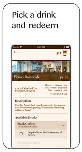 cortado app mobile ordering subscriptions for cafes