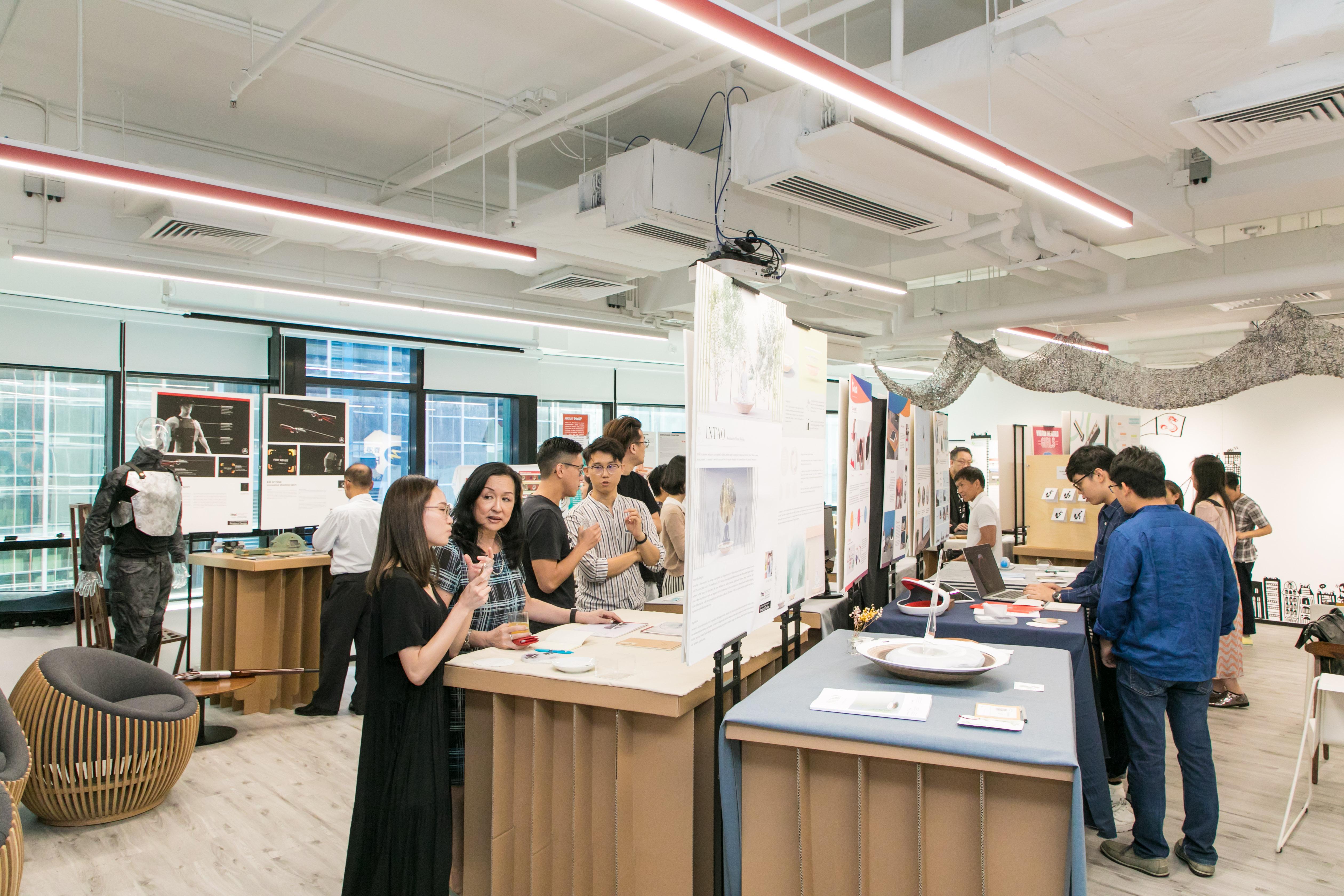 Thei Product Design Graduation Show