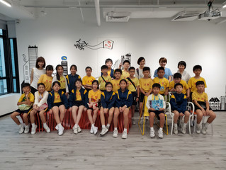JA Be My Own Boss: The Jockey Club Entrepreneurship Series 2018/19 -  Kwong Ming School