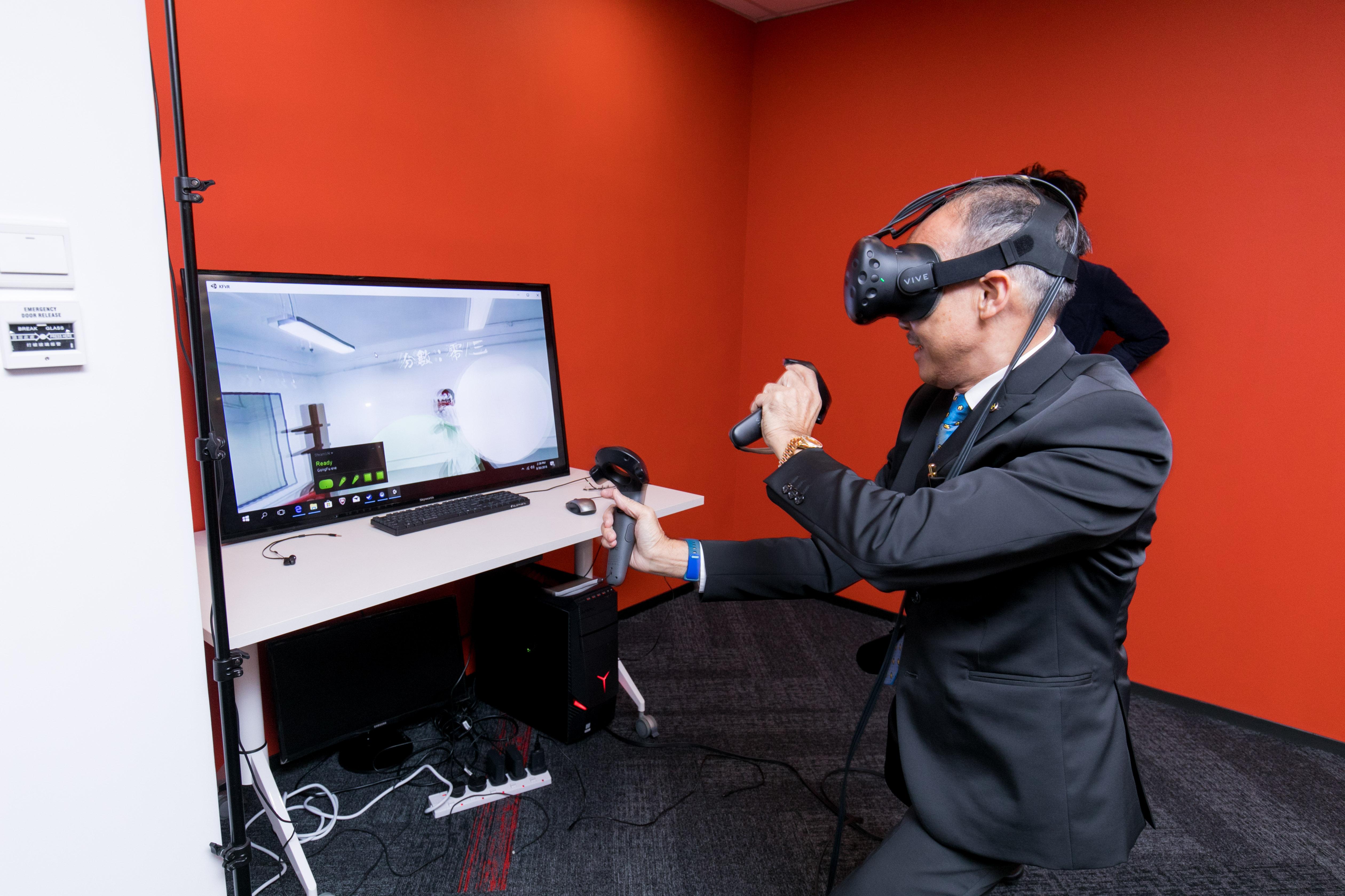VR AR in INDEX