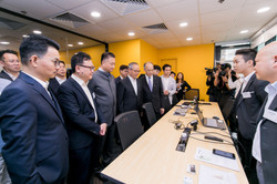 Government Officers Visit to INDEX