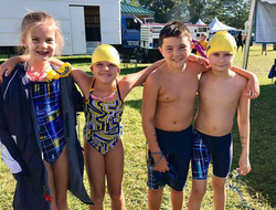 Byrd Spring Bullsharks - Swim Team