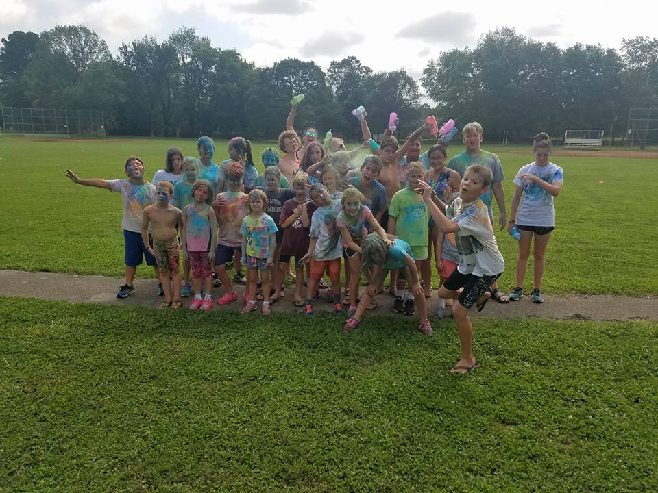 Byrd Spring Color Run
