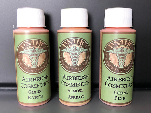 Airbrush Cosmetic Colors