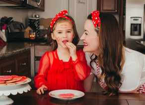 My Funny Valentine | Brentwood Family Photographer