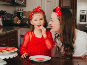 My Funny Valentine   Brentwood Family Photographer