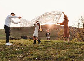 Stay Gold | Brentwood Family Photographer