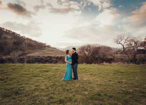 A Grand Adventure is About to Begin | Brentwood Maternity Photographer