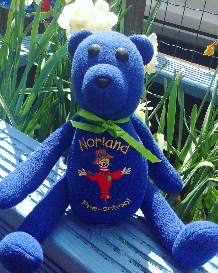 Our Norland teddy