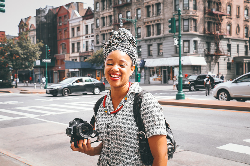 Harlem, National Black Female Photographers Day 2017
