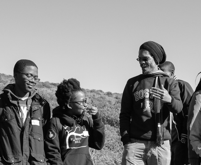 UCT Global Citizens Course 2015 | Hangberg, Cape Town