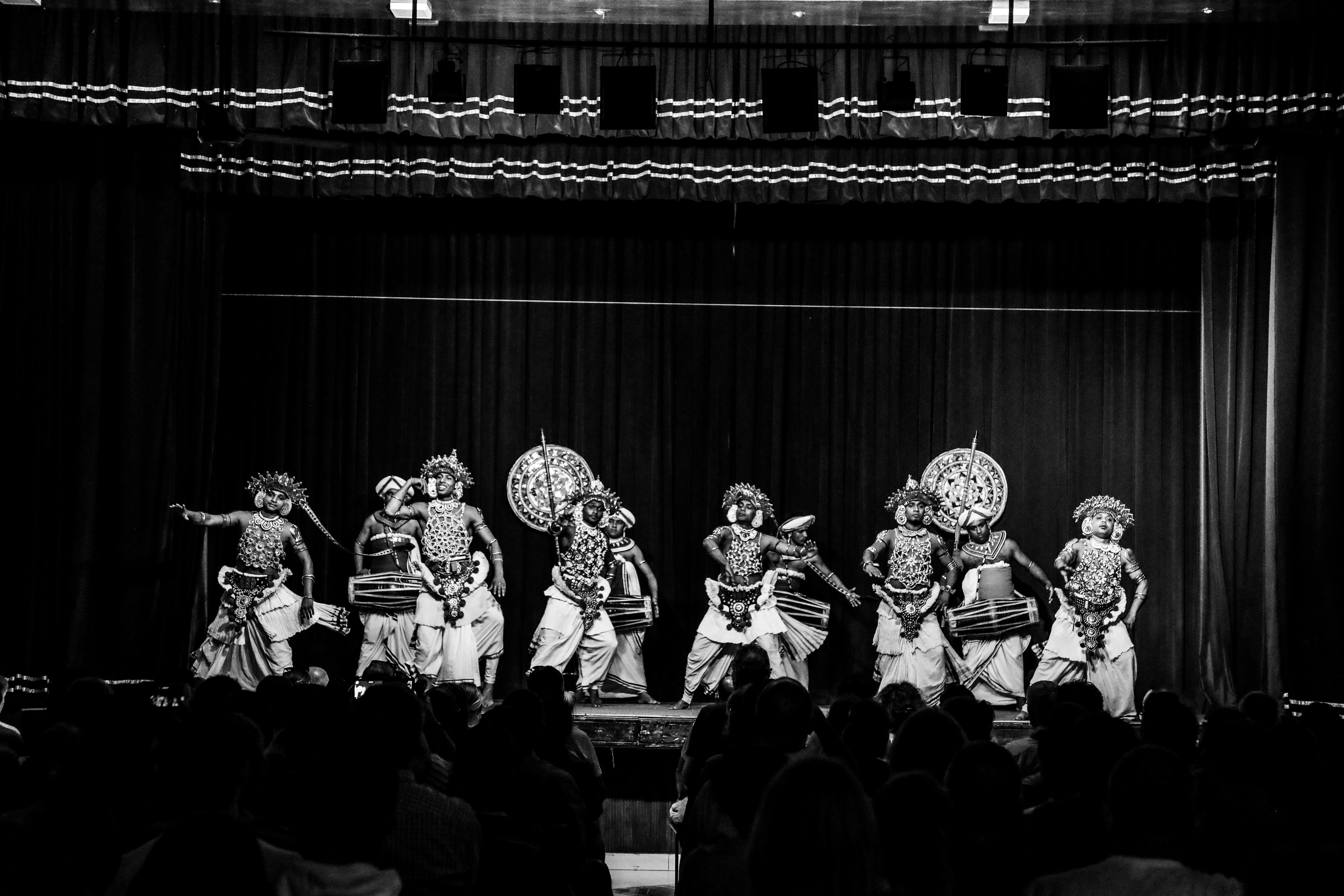 Kandian Dancers