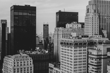 NYC rooftops.