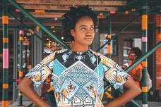 Michaelle   Harlem, National Black Female Photographers Day 2017
