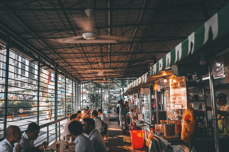 Breakfast spot | Kuala Lumpur