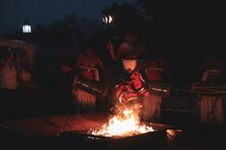 Kandian Fire Walkers