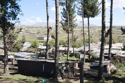 Peripheries of Quito