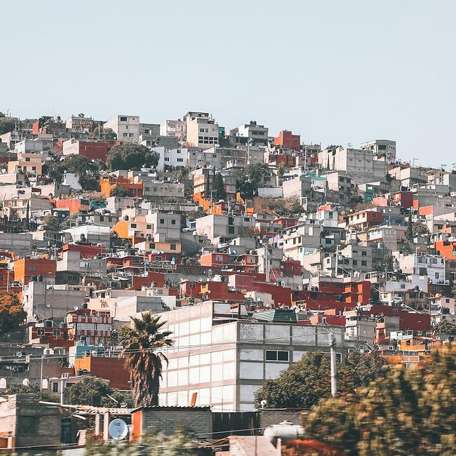 Peripheries of Mexico City